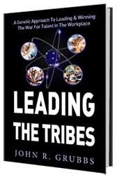 Leading the Tribes Book Cover