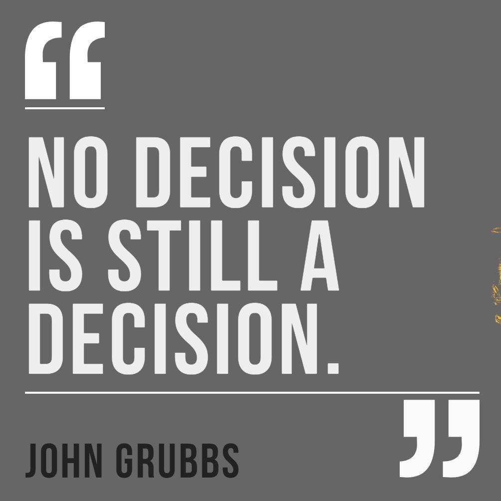 No Decision