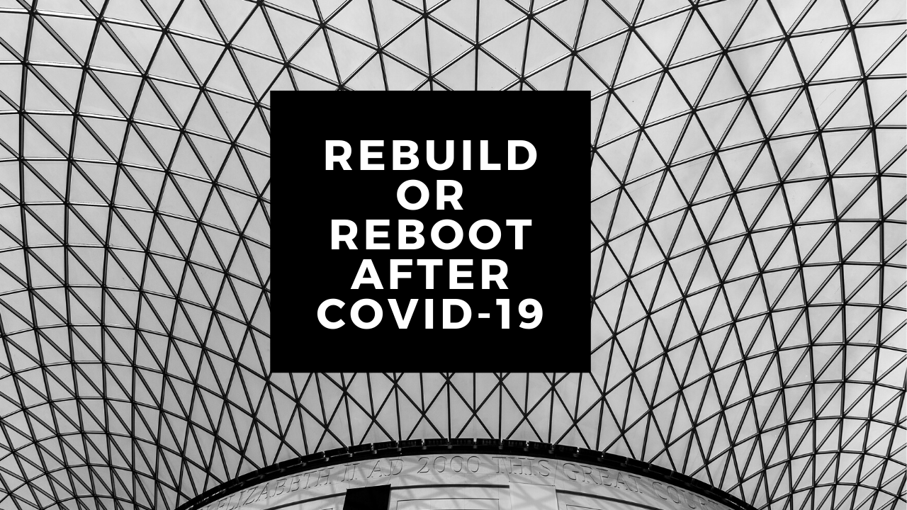 rebuild or reboot