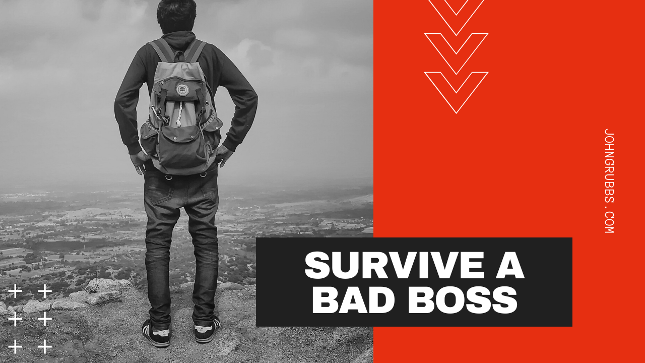 Survive Bad boss