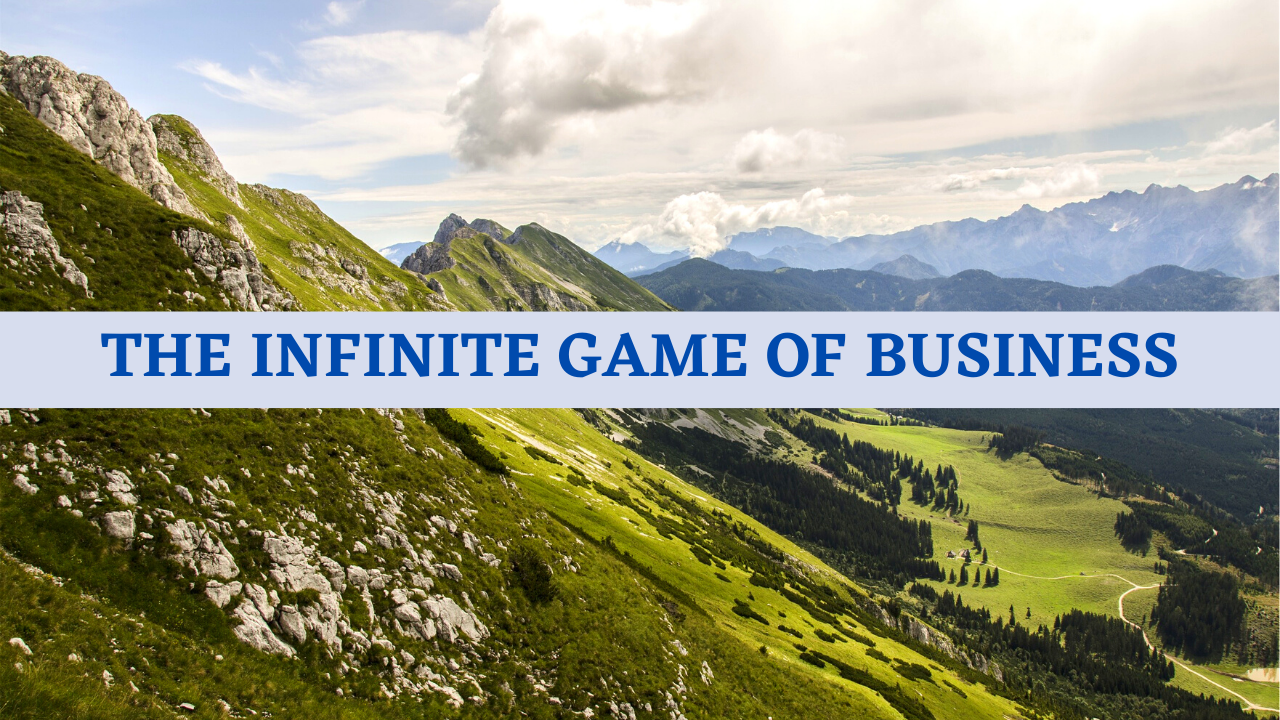 Infinite game of business