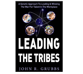 Book Cover - Leading the Tribes