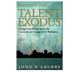 Book Cover - Surviving the Talent Exodus